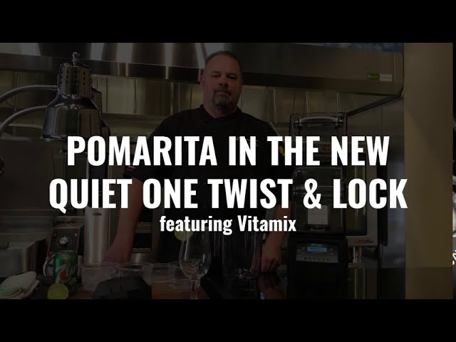 Pomarita featuring The Quiet One from Vitamix