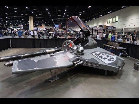 Star Wars Celebration Orlando 2017 Day One: Vendors, Merchandise, Rancho Obi-Wan, Panels, & More!