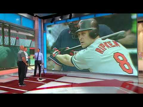 Hitting and Fielding with Hall of Famer Cal Ripken Jr.