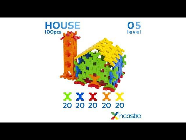 INCASTRO | Level 5 | House