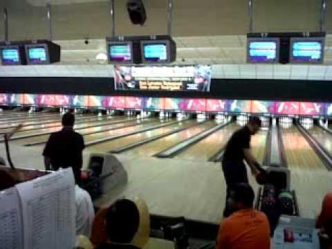 Bowling 300, Diego Esposito @ Eliminatorias Panama 2010.