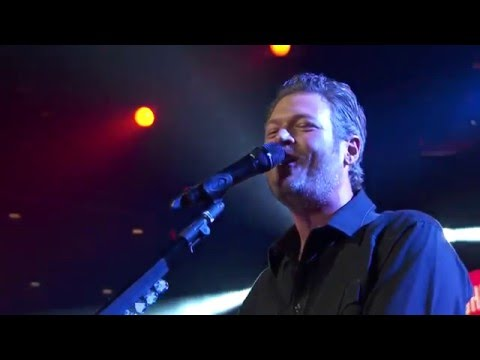 Blake Shelton - Friends (Live On The Honda Stage At The IHeartRadio Theater LA)