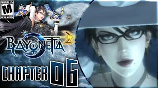 Bayonetta 2: Chapter 6 - The Bridge to the Heavens | Walkthrough on Nintendo Switch!