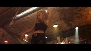 Leather babes Coyote ugly