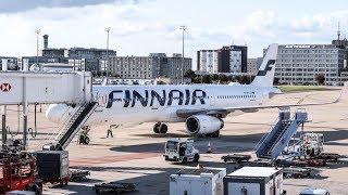 TRIP REPORT | Finnair | Airbus A321 | Paris - Helsinki | Economy Class