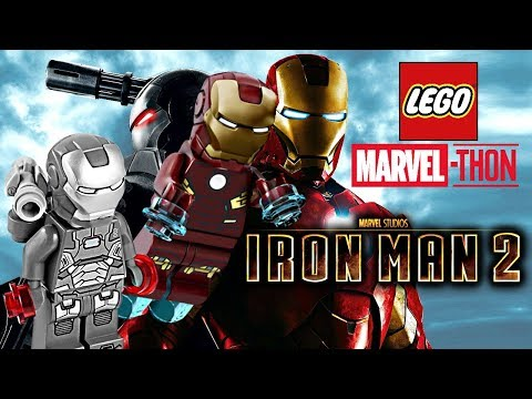 Iron Man 2 - LEGO Marvel-thon!