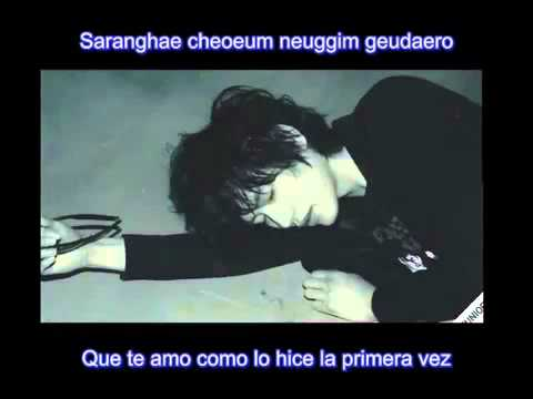 KYUHYUN - SJ  Like The First Time Feeling/ subs español