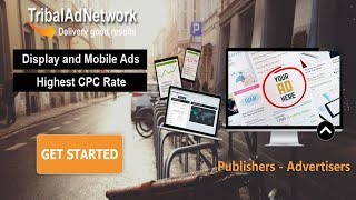 How To Create New Account | Tribaladnetwork How To Earn Money From Your Website Hindi/Urdu Part 1/2