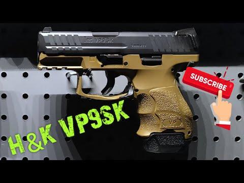 H&K VP9SK En Español