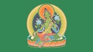 Green Tara Mantra / 綠度母 (多羅菩薩) 心咒