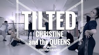 CHRISTINE AND THE QUEENS - TILTED | Apolonia Choreography