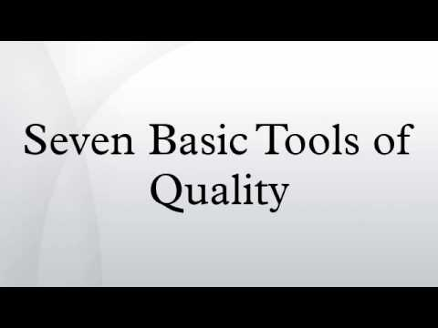 seven basic tools of quality youtube