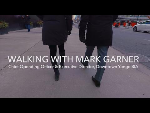 Yonge Street Walking Tour with Mark Garner