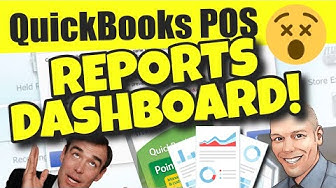 QuickBooks POS: Reports Dashboard