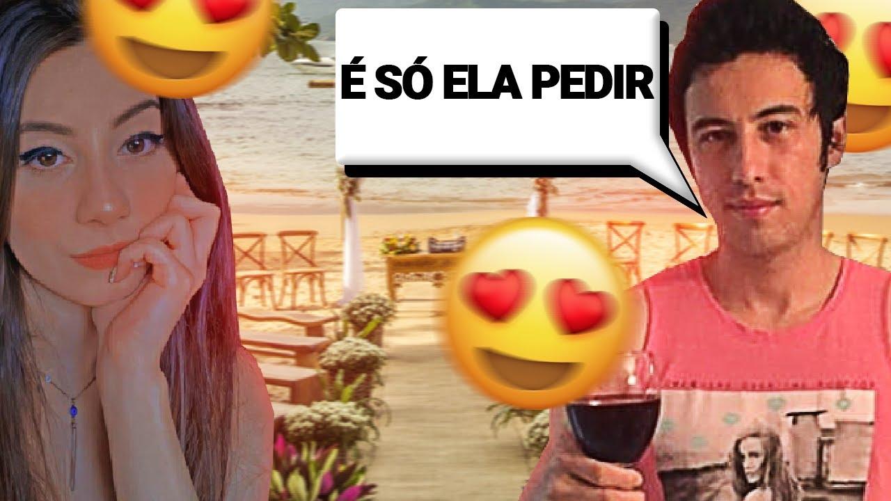 YAYAH QUER CASAR COM O LINDINHO?! ELE RESPONDEU! | Diário das Lives #15
