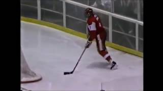 Final Faceoff From the 1991 NCAA Hockey Championship