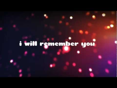 Amy Grant - I Will Remember You (Album Remix)