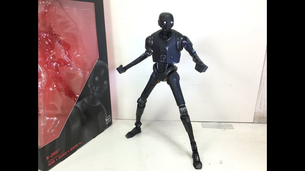Star Wars Rogue One K-2SO Droid 3.75-inch Action Figure HASBRO