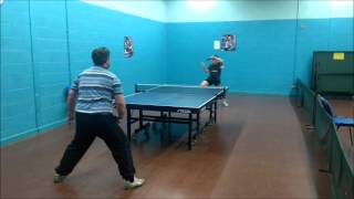 Fred 46 - Fred's Teenage Table Tennis Video