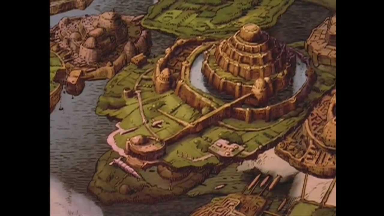 making of castle in the sky walt disney studio ghibli