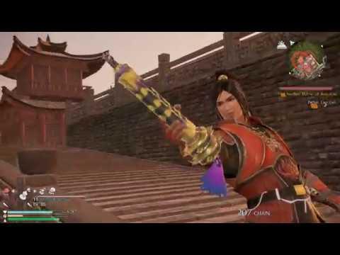 Dynasty Warriors 9 - Farming Lord Gems quickly