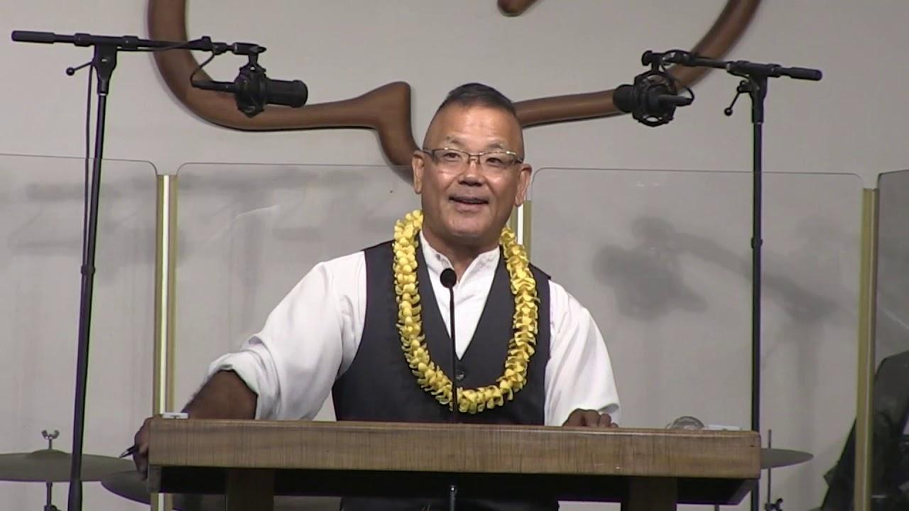 7 July 2019 I CCWO Sunday Message 'Ark Of Salvation/Altar of Sanctification' I  Pastor Deano Ishiki