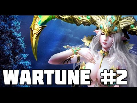 Wartune 2# Tutorial de recarga e equipamentos do level 20