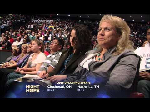Joel Osteen April 2016 || HOT The Valley of Blessing