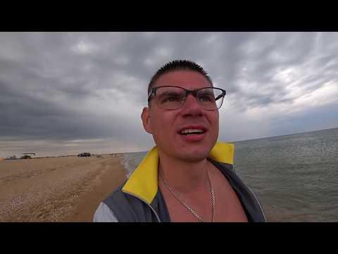 Пляж для ГОЛЫШЕЙ в Анапе Благовещенская ДИКИЙ ПЛЯЖ. ДЕЛЬФИНЫ