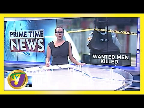 5 Alleged Wanted Men Killed by Police in August Town, Jamaica   TVJ News