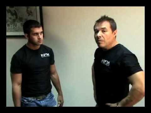 KFM Keysi Fighting Method Martial Arts Self Defense Skills