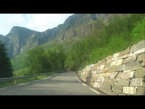 3TaoPaTiew: 14D in Norway, Ep.70(D8): Aurland to Stegastein viewpoint