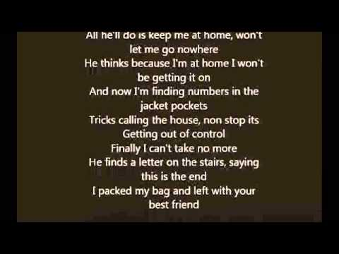 Rihanna - Good Girl Gone Bad Lyrics | MetroLyrics
