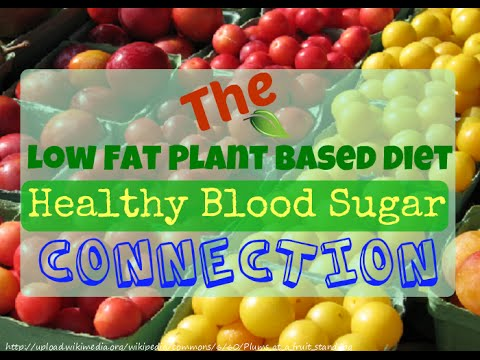 Vegan diabetic diet