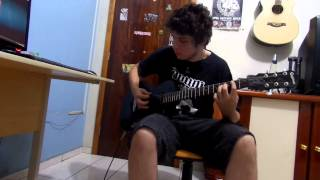 Grand Magus - Triumph And Power (COVER) Iago Selem