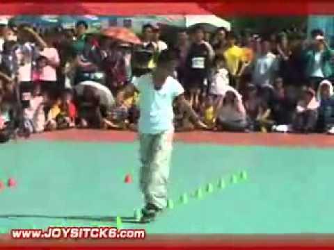 freestyle roller blading.flv