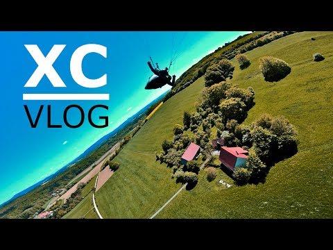 Thermik Einstieg Am 30m Hügel   Gleitschirm Streckenflug   Paragliding XC