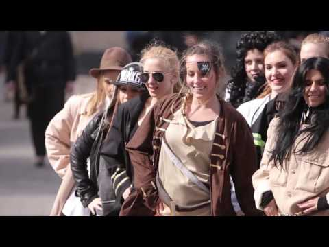 See Myself - flashmob by Telenor dancers