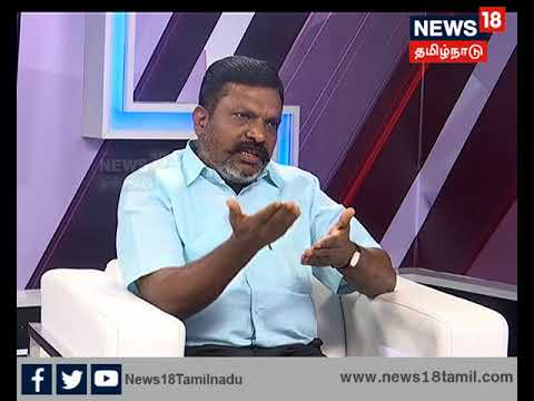 Interview With Thol Thirumavalavan   VCK   Vellum Sol   News18 Tamil Nadu