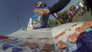 Paris-Roubaix : Caméra embarquée poster - à la conquête des signatures !
