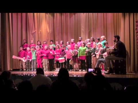 Fernwood Montessori Room 21 Jingle Bells 2012