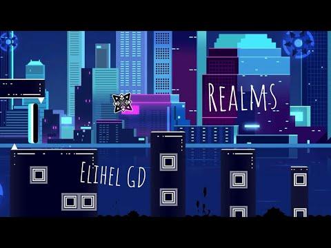 Realms - Elihel GD (Gameplay By JerkRat)