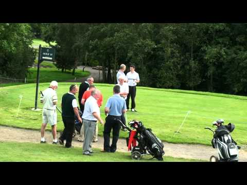 Hollywood Lakes Golf Club Captain's Day 21st July 2012 - part 1