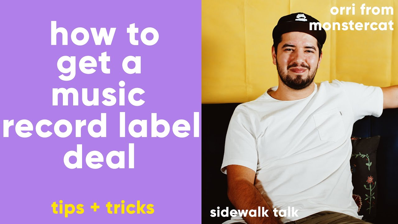 How to get a music record label deal? Getting signed to an indie or major label