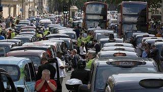 Uber légal à Londres.