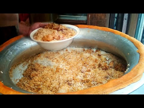 Grand Nawab Kacchi Biryani - Best Mutton Biryani In Dhaka - Popular Food(Biryani) Tour Puran Dhaka