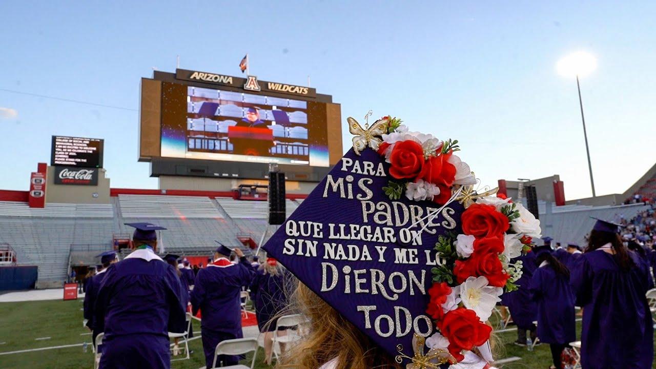 University of Arizona 157th Commencement Ceremonies