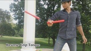 Nunchaku Flow Tutorial - Reverse Torque