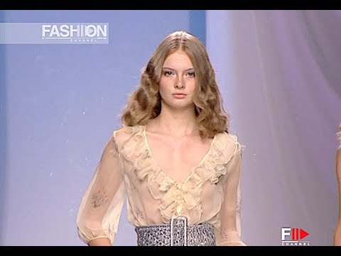 LUISA BECCARIA Spring Summer 2009 Milan - Fashion Channel