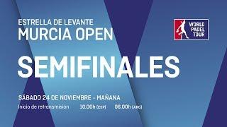 Semifinal Masculina - Mañana - Estrella de Levante Murcia Open 2018 - World Padel Tour